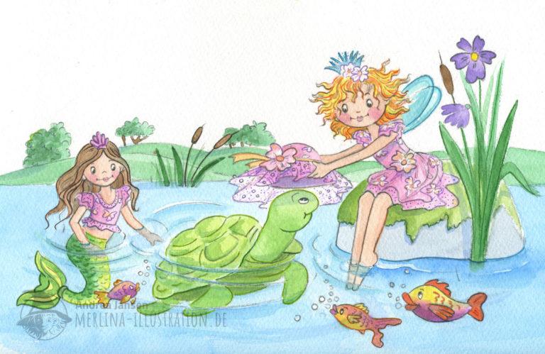 Beitragsbild für das Kindermagazin Prinzessin Lillifee